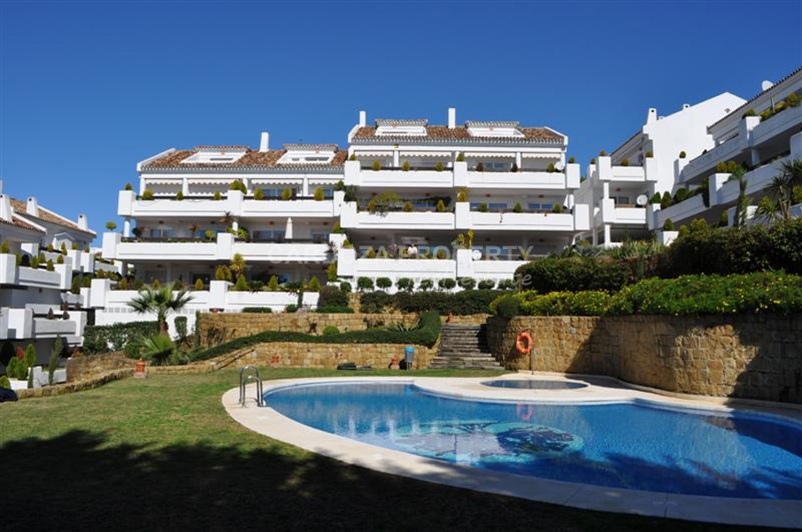 Nice apartment within the Golf Valley | Aloha Marbella, Costa del Sol