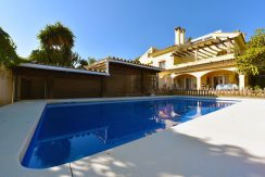Town house Marbella centre